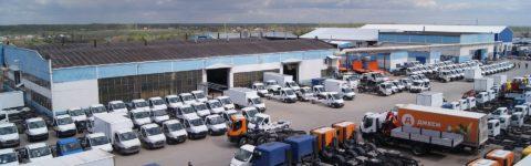 Доступны к заказу любые грузовые автомобили и спецтехника производства ЦентрТрансТехМаш