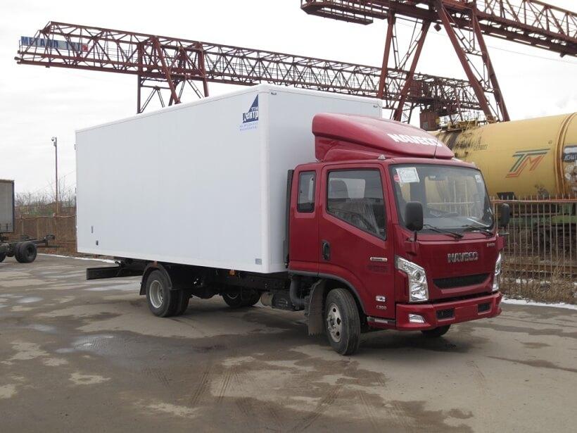 Изготовление фургонов